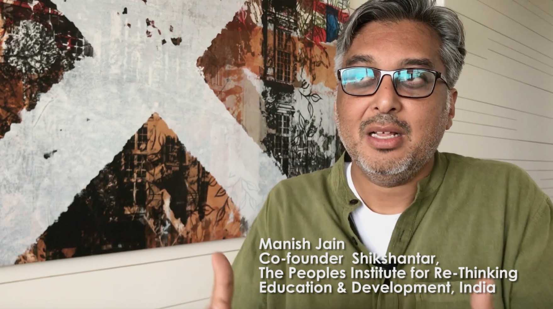 Manish Jain, India